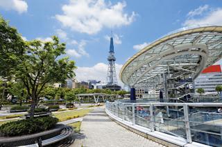Takayama and Nagoya