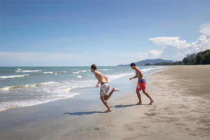 Beaches of Phuket
