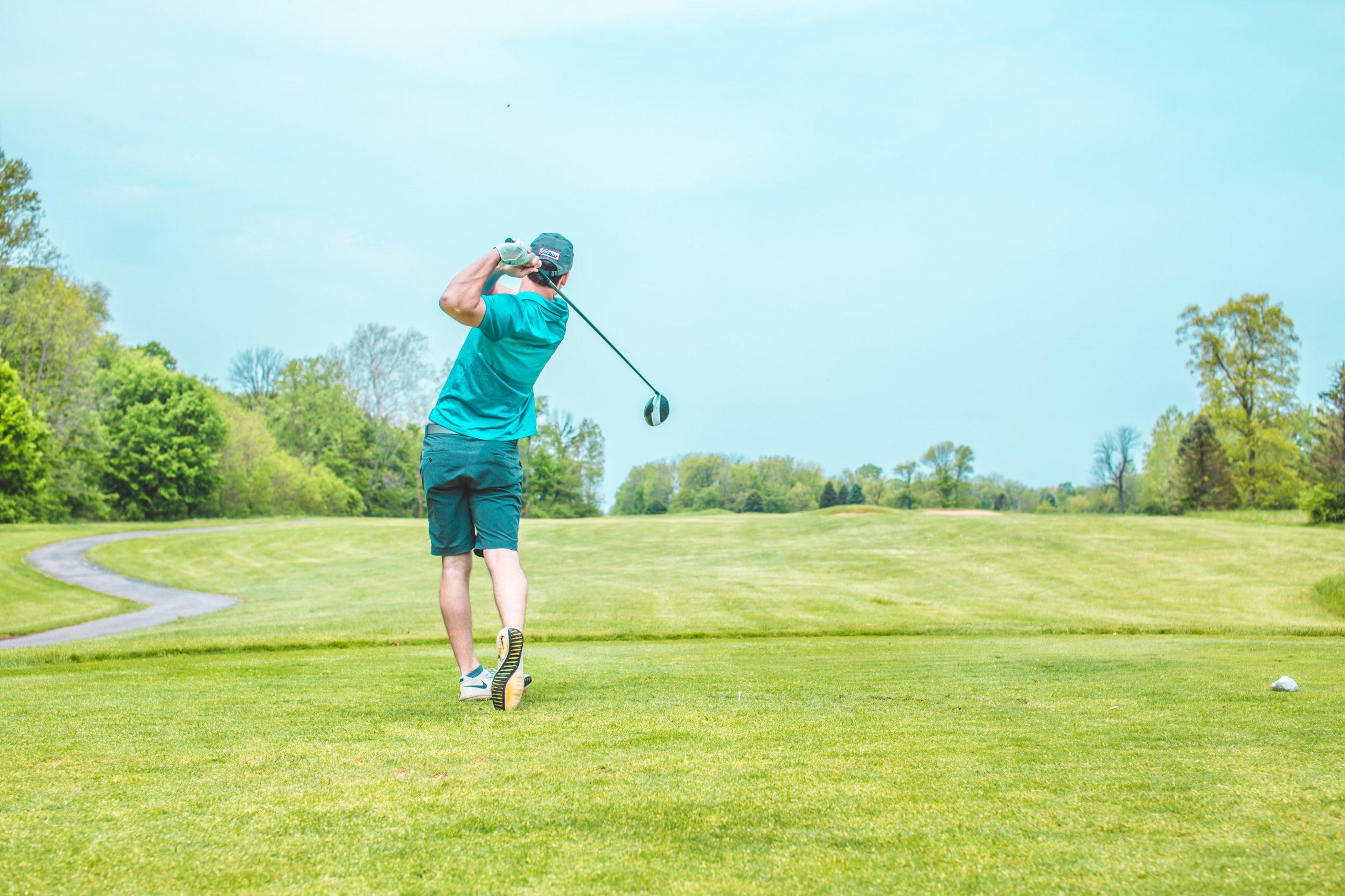 Golfing in Muskoka